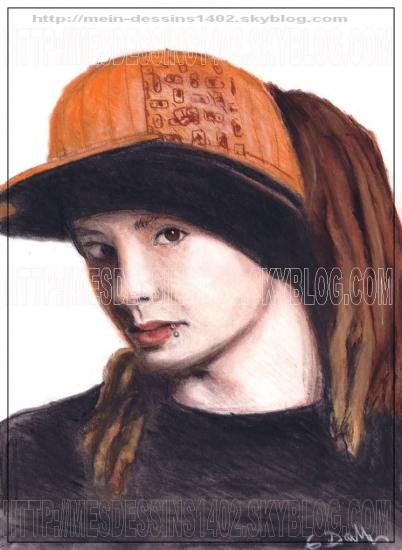 Tom Kaulitz par mein-dessins1402